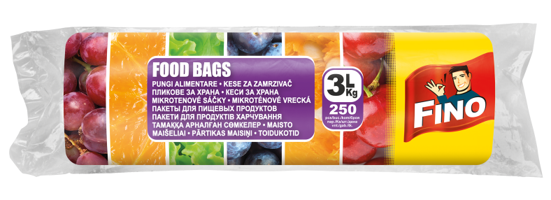 8571006853 FINO FOOD BAGS IN ROLL 3L 250PCS_01